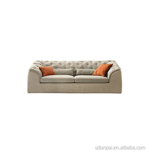 Furniture bedroom wooden deewan sofa loveseat sofa for home