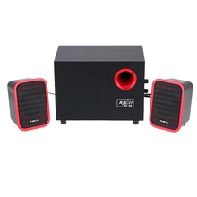 Mini Portable USB 2.1 Multimedia Active Speaker Audio Stereo Subwoofer for Computer Laptop Notebook MP3 MP4 Cellphone