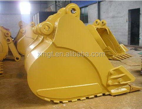 Sell rotating excavator grapple bucket for R55-7
