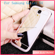 [Soar]For Samsung Galaxy S4 Cover, Latest Mirror TPU Soft Case Cover For Samsung Galaxy S4 I9500