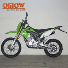 Best Selling Kawasaki Style 250cc Dirt Bike