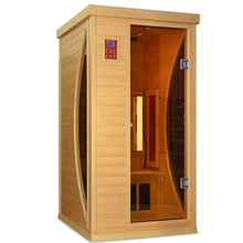 Small Home Far Infrared Sauna control Panel