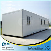 cheap residential project Container Prefab Homes for sale