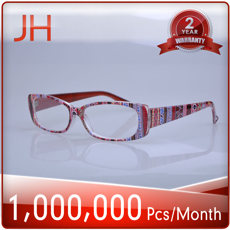 Colorful Newest Fashion Model Reading Glasses Customized Plastic Reading Eyewear