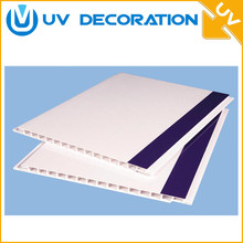 advanced waterproof pvc false ceiling gypsum tiles board material in construction