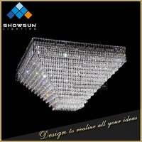 Restaurant customization chic home decoration crystal illumination light