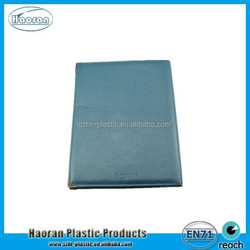 Factory OEM PVC Promotional travel Document Holder Book