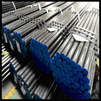 ASTM A-333 A333 Grade 6 Low Temperature Seamless Steel Pipe