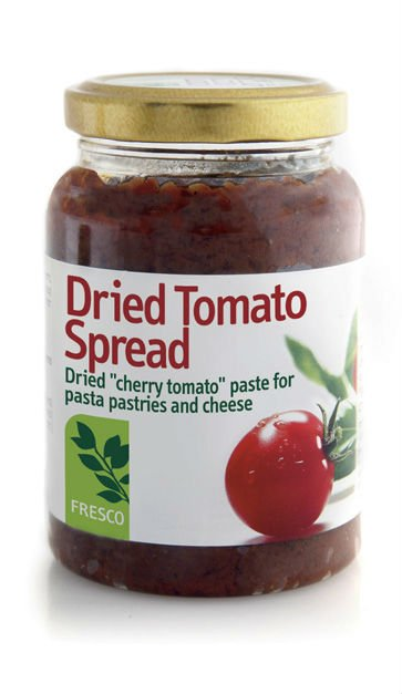 Dried tomato spread