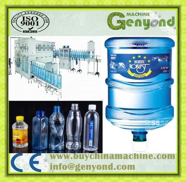Zhangjiagang keyuan Drinking Water Filing Machine/Packing Machine