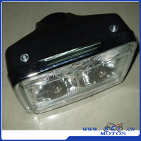 SCL-2012030112 Motocycle Headlights Good CG125 Motocycle accessories head lamp