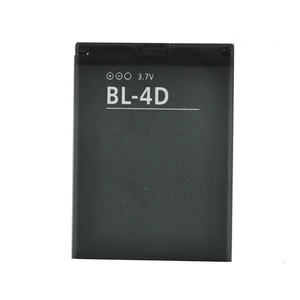 High Quality Cell Phone Battery For Nokia BL-4D 3.7V 1800mah