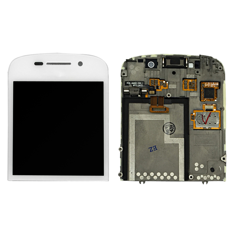 Original <strong>mobile</strong> <strong>phone</strong> lcd touch screen digitizer assembly for blackberry <strong>q10</strong> lcd