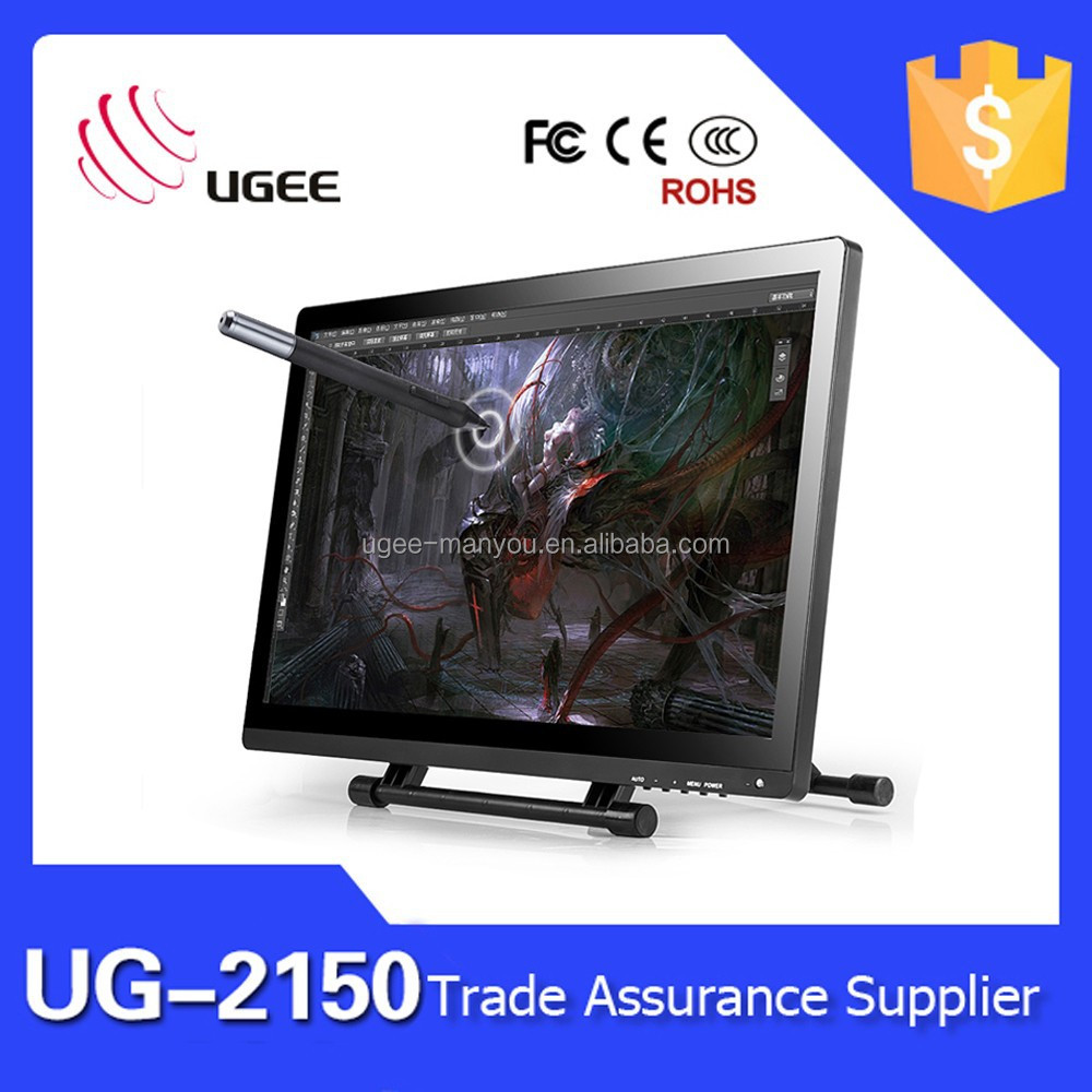 Newest LED UG2150 tablets top ELO touch screen monitors