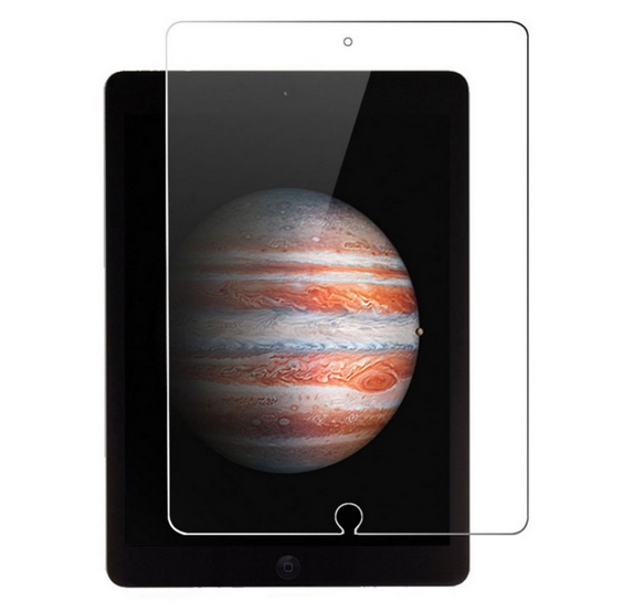 9H 0.33mm anti finger-printed glass screen protector for iPad air 2