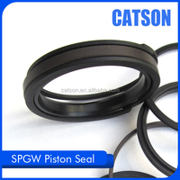 Hydraulic packing spgw 707-44-95180 compact piston cup for machine