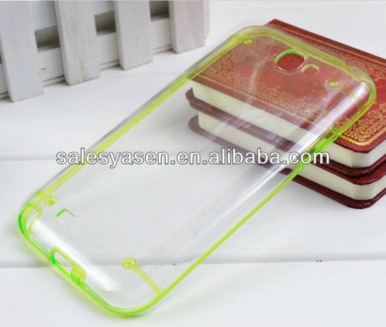 Soft TPU material waterproof case for samsung note 2 cover galaxy note II