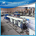 PE polymer plastic tubing pipe making machine