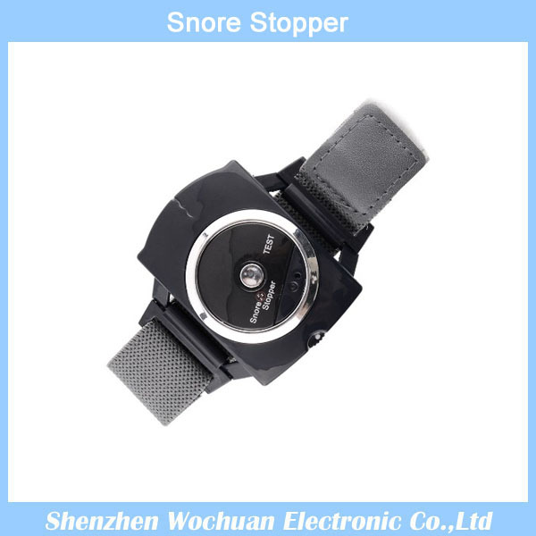 2016 good selling wholesale anti snore device, anti snoring wristband