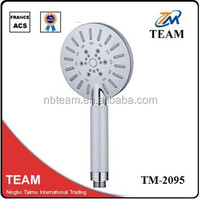 TM-2095 high quality hot sale ABS plastic chromed hand shower head