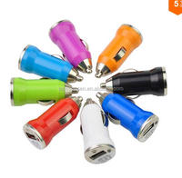 High quality micro usb car charger head adapter cigarette lighter adapter suitable for Table and smartphone