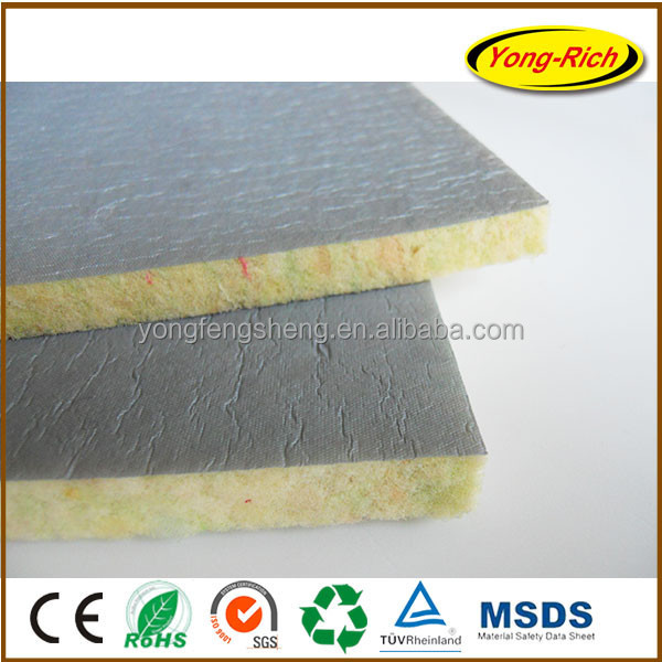 waterproof carpet underlay/ recycled pu foam carpet underlay