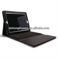 leather case for ipad bluetooth keyboard
