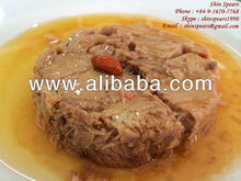 Canned Tuna in Vegetable Oil with Chili