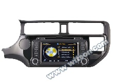 WITSON CAR AUDIO KIA K3/RIO/FORTE A8 Chipset Dual Chipset,3G modem / wifi/ DVR (Option)