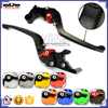 BJ-LS-008 Top Quality Custom CNC Folding Motorcycle Clutch Brake Lever for Yamaha XJR 1300/Racer