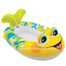 inflatable animal boat for kids