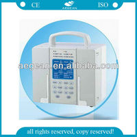 AG-XB-Y1200 CE Approved Medical 2-channel electronic iv smart mri compatible types of infusion pumps