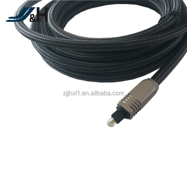 Digital Toslink Optical Audio Fiber Cable For DVD PS4 XBOX 360