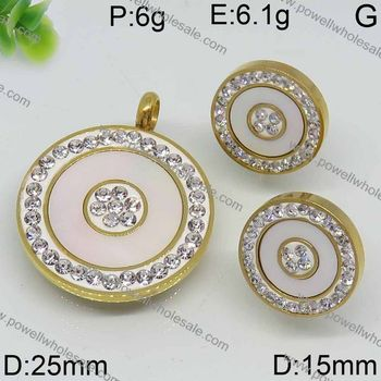 Women wholesale high polished gold plated frida steel 316l women wholesale high polished gold plated frida steel 316l stainless steel jewelry mozeypictures