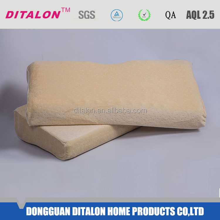 Top selling ion latex pillow 2016 the best selling products made in china