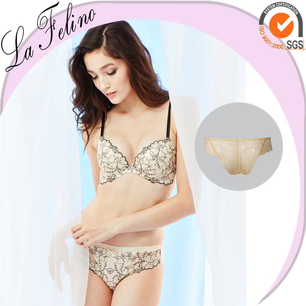 Champagne Gold Microfiber Imported period panties