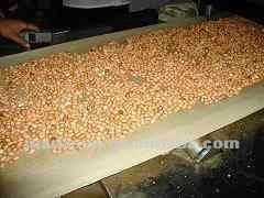 pecan/penut/chestnut Microwave belt type baking/roasting machine