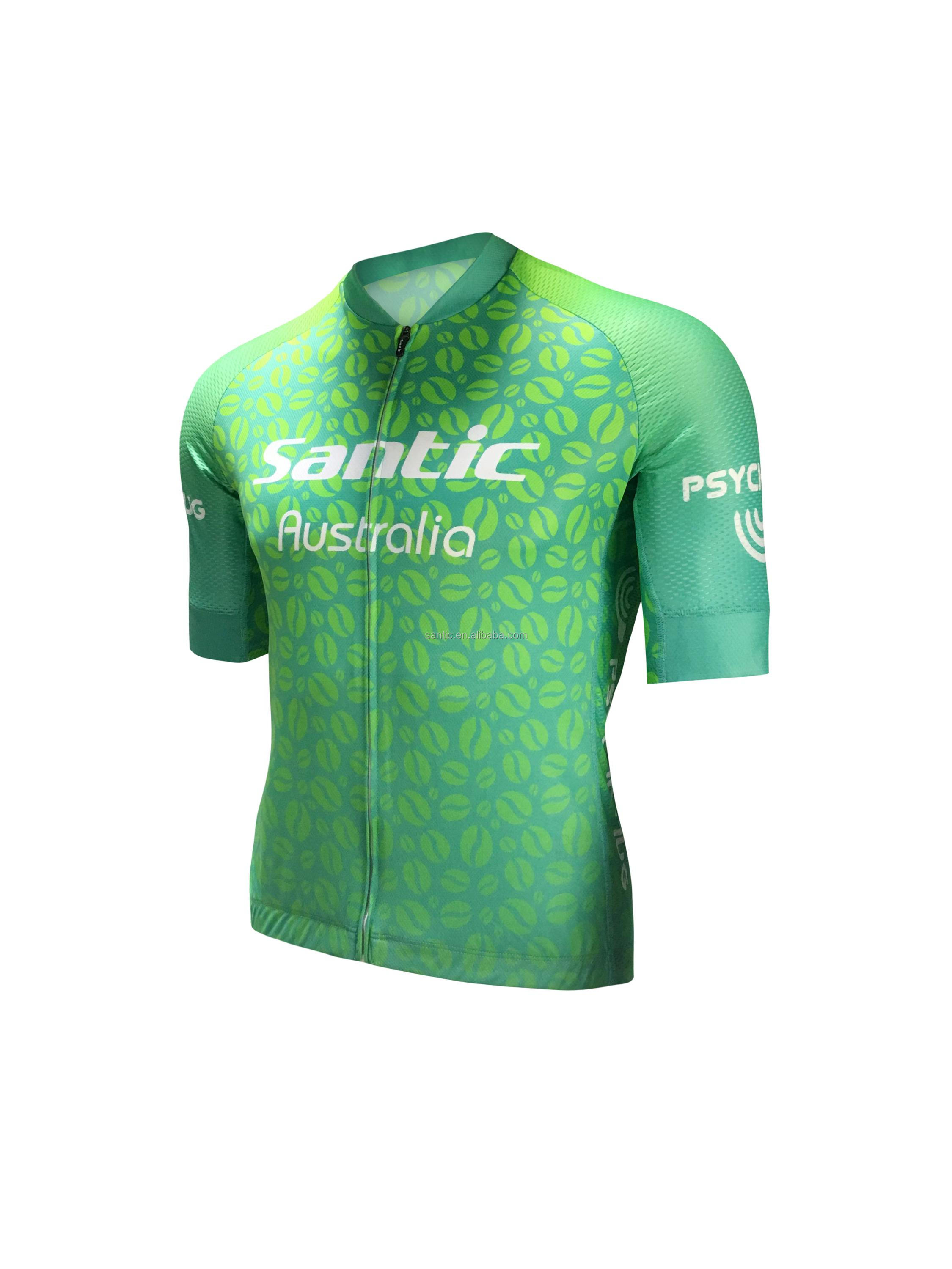 Santic custom cycling jersey no MOQ
