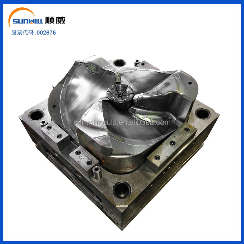 Foshan Fan Impeller plastic injection tooling mold