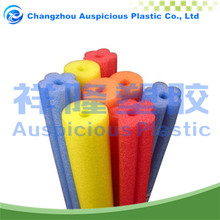 bulk production water sport accessories pe foam swimming pool water noodles with assorted colors