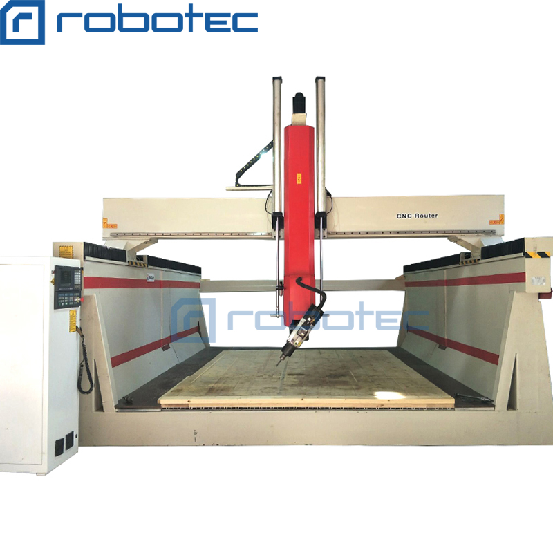 Manufacturer directly supply cnc router 4 axis/4 axis cnc milling machine/4 axis cnc