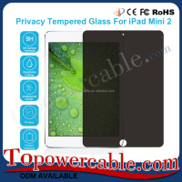 Privacy Anti-Spy Tempered Glass Screen Guard For Ipad Mini 2