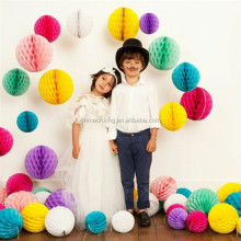 "8"" Honeycomb Paper Flower Balls for Home, Party, <strong>Wedding</strong>, Baby Shower decorations"