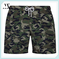 Military Camo Comfortable Performance Quick Drying