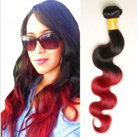 3 bundles red brazilian hair weave, 8a grade brazilian hair wholesale in brazil
