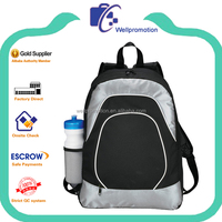 Wholesale photography organic canvas backpack