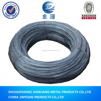 14 gauge 2.11mm thickness black annealed wire