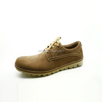 brogue style soft outsole men casual shoes for sale from china