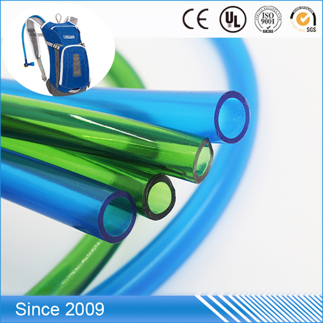 New product pvc tube,food grade pvc tube 35mm,transparent soft water pipe for beer cap