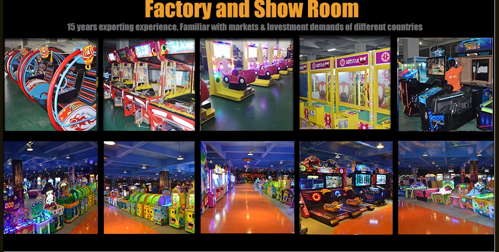 Qingfeng company factory of qingfeng game machine